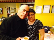 Jimmy Santiago Baca, poet and activist, & Caryn Mirriam-Goldberg, faculty