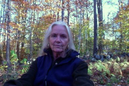 Susan Pearson, ecopsychologist and storyteller, faculty emeritus